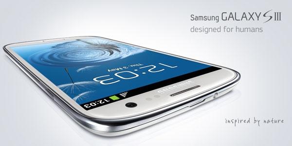 Samsung Galaxy S III Featured