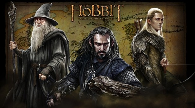The Hobbit The Games Featured