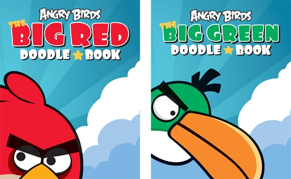 Angry Bird Book Cover