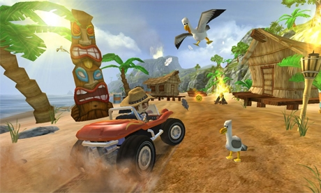 Beach Buggy Blitz Android Featured
