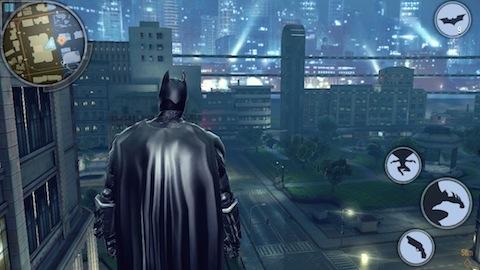 Batman: Dark Knight Rises - iPhone 5