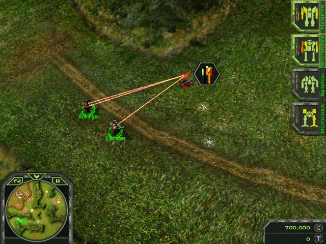 MechWarrior: Tactical Command 1