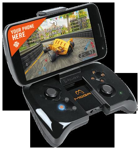 MOGA Android Joypad Controller 1
