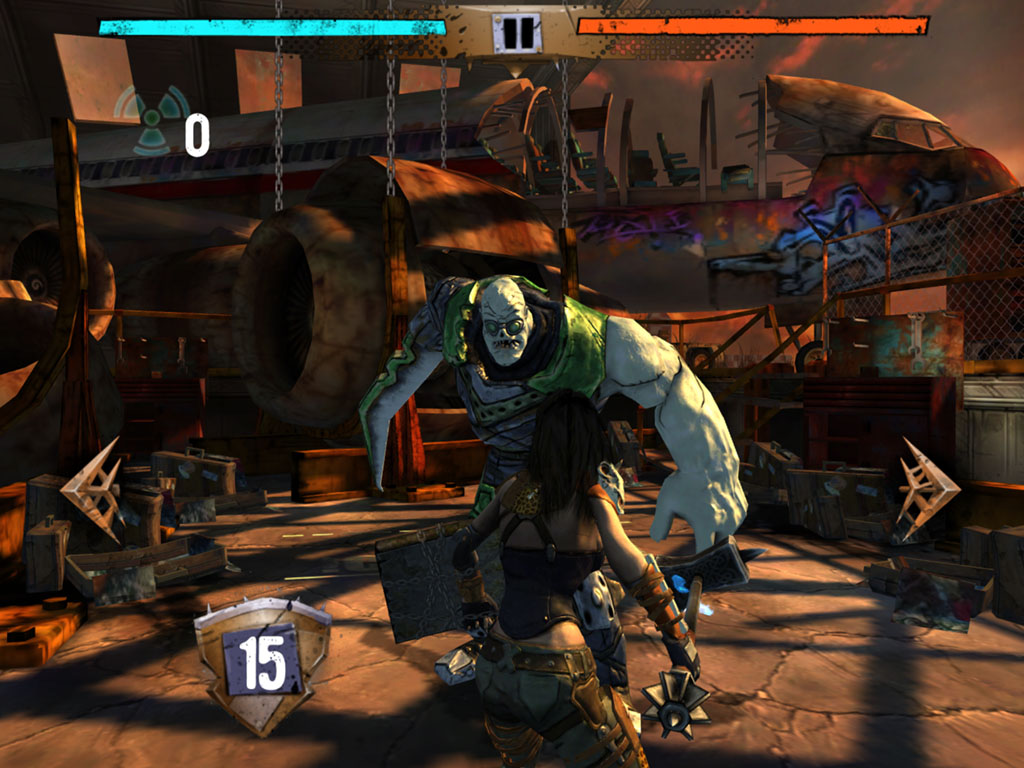 Death Dome iPad Game Review 1