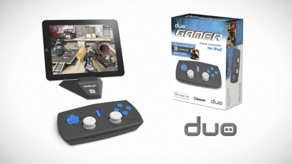 Duo Gamer For iPad Featured