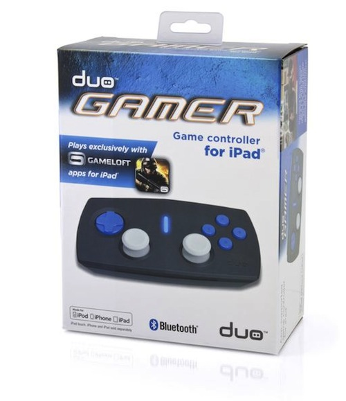Duo Gamer For iPad 1