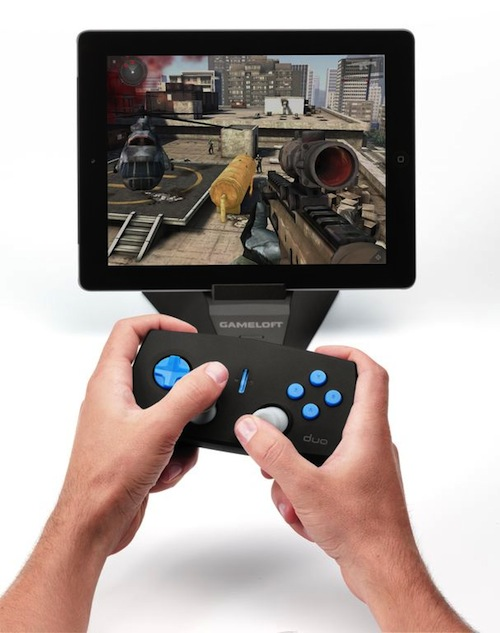Duo Gamer For iPad 3
