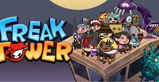 Freak Tower GungHo Online Latest Game