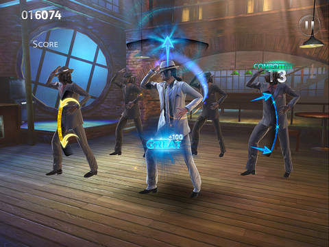 Michael Jackson The Experience HD for iPad 1