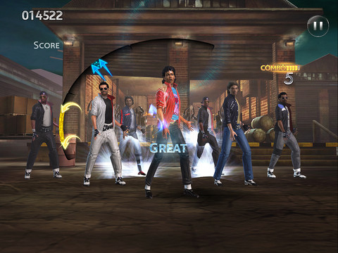 Michael Jackson The Experience HD for iPad 2