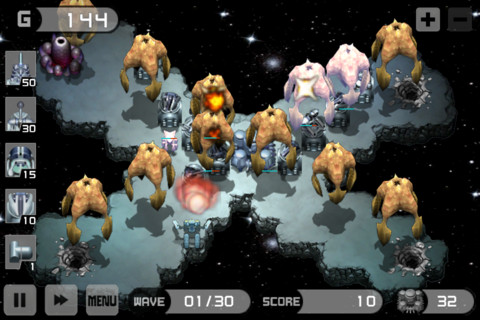 Blade Guardian iPhone Game Review 1