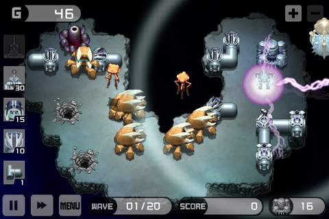 Blade Guardian iPhone Game Review 2