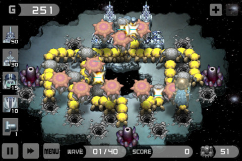 Blade Guardian iPhone Game Review 3