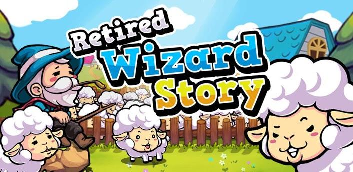 retired wizard story
