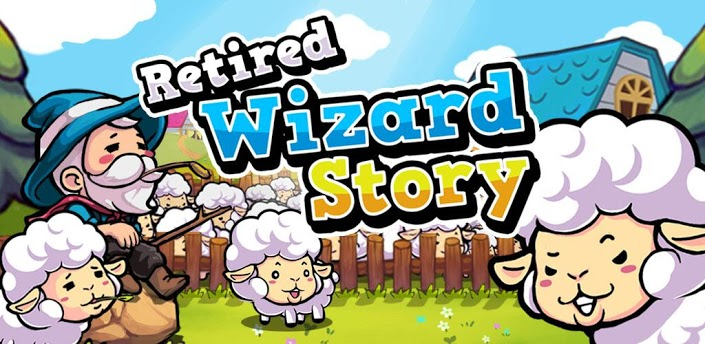 retired wizard story