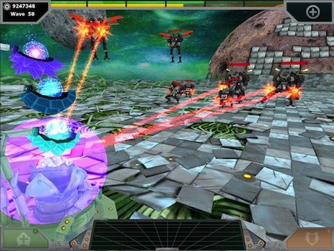 Robotanika iPad Game Preview 2