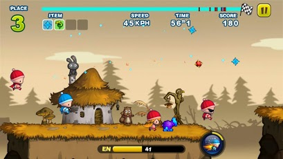 Turbo Kids Android Game Review 3