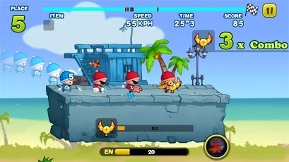 Turbo Kids Android Game Review 2