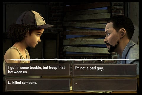 Walking Dead: The Game New Day iPad 1
