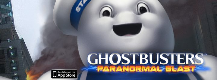 Ghostbusters Paranormal Blast 1