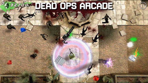 Call of Duty Black Ops Zombies Android Game 3