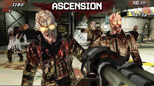 Call of Duty Black Ops Zombies Android Game 4