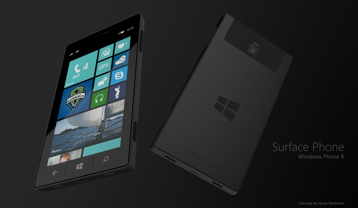 surface phone model