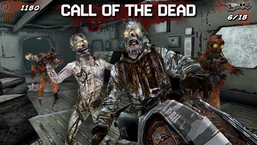 Call of Duty Black Ops Zombies Android Game 2