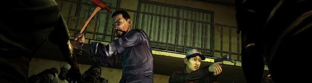 The Walking Dead the Game Episode 5