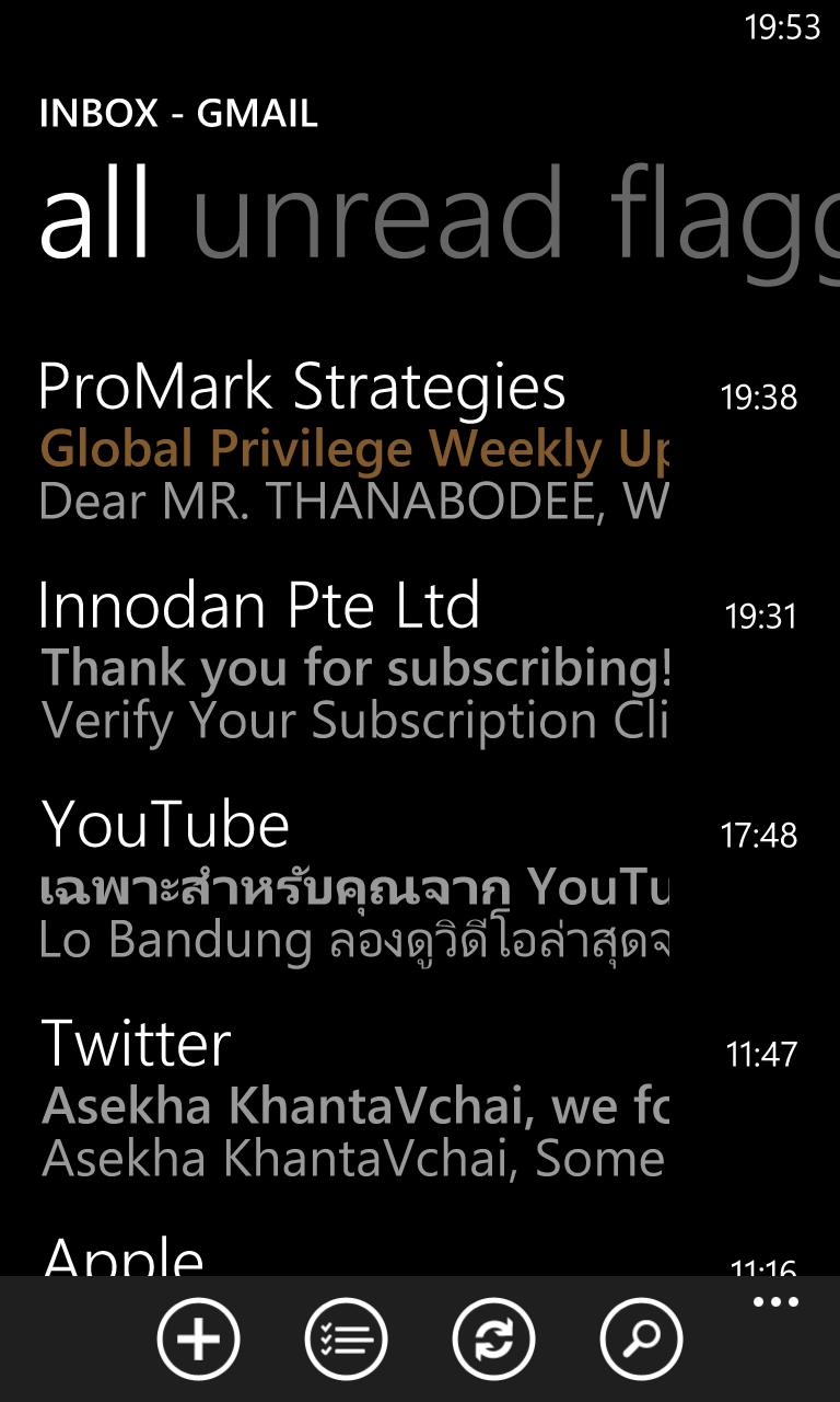 gmail sync2