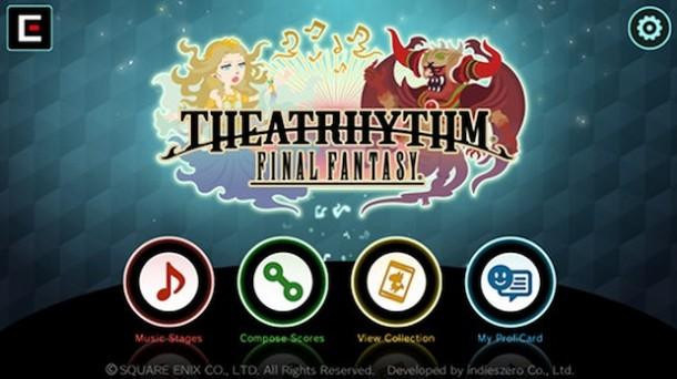 Theatrhythm Final Fantasy 2