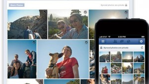 Instant Photo Upload for Facebook Mobile