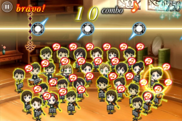 Symphonica iPhone Game Review 3