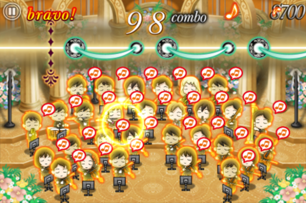 Symphonica iPhone Game Review 4