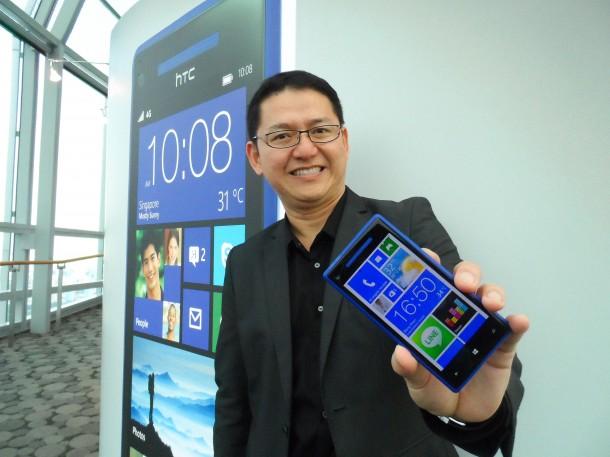 นายณัฐวัชร์ วรนพกุล  HTC Promotion