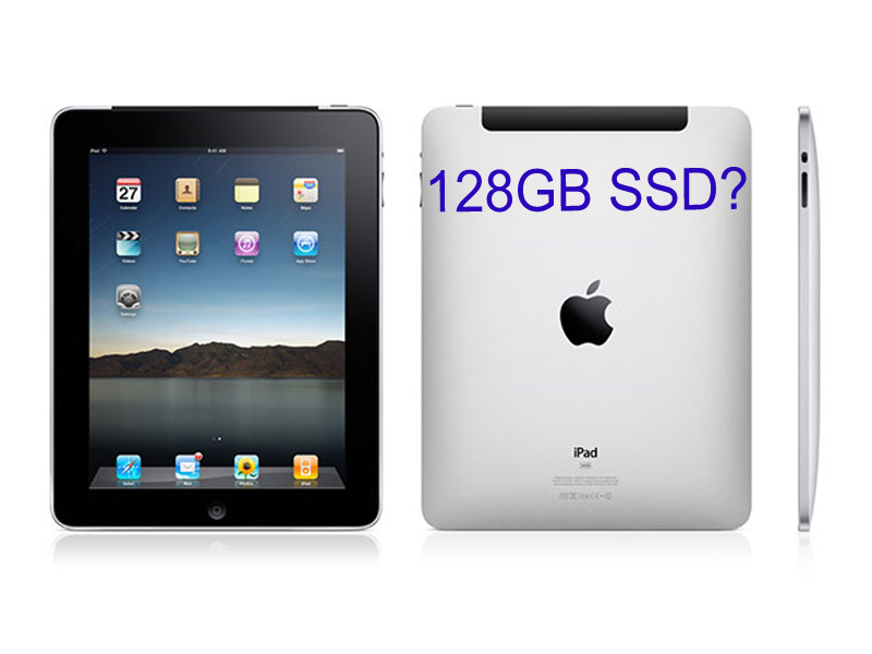 iPad 4s with 128GB