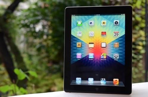 iPad 4 with 128GB