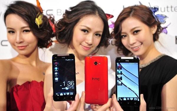 HTC Butterfly J Best Phone of 2012