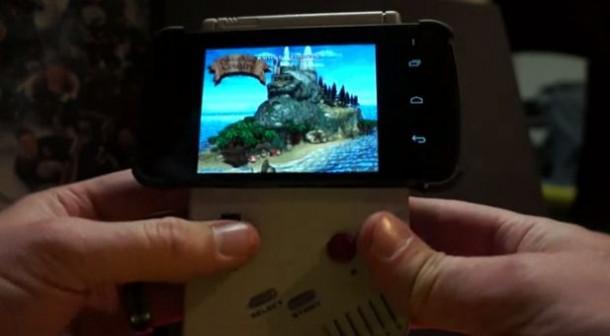 Game Boy for Galaxy Game Controller