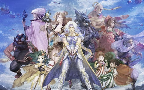 Final Fantasy IV Featured