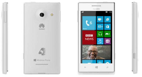 Huawei 4Africa