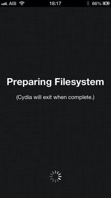 Cydia Reboot evasi0n AppDisQus