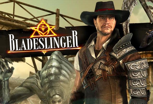 BladeSlinger Episode 1 iPad Featured