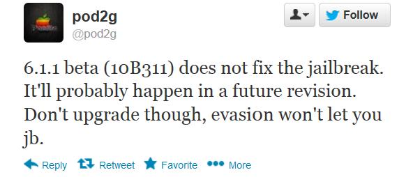 evasion-jailbreak-tweet APPDISQUS