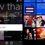 TV thailand application windows phone