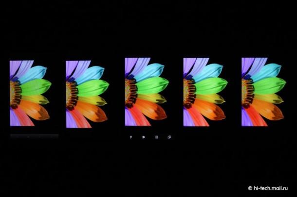 Full HD Mobile Screen Comparison 4