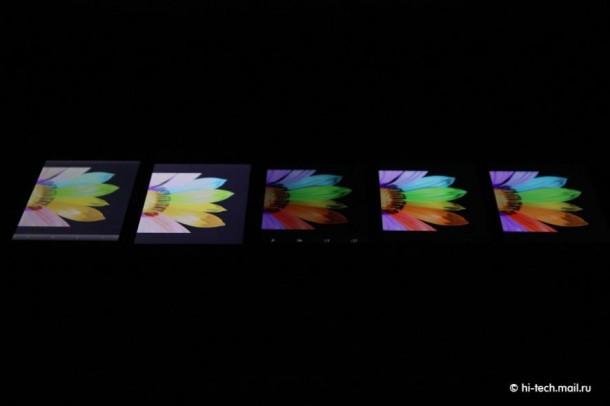 Full HD Mobile Screen Comparison 5