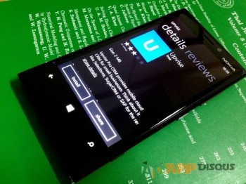 upvise review windows phone app