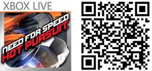 QR Logo Need for Speed