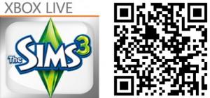 QR Logo Sims 3